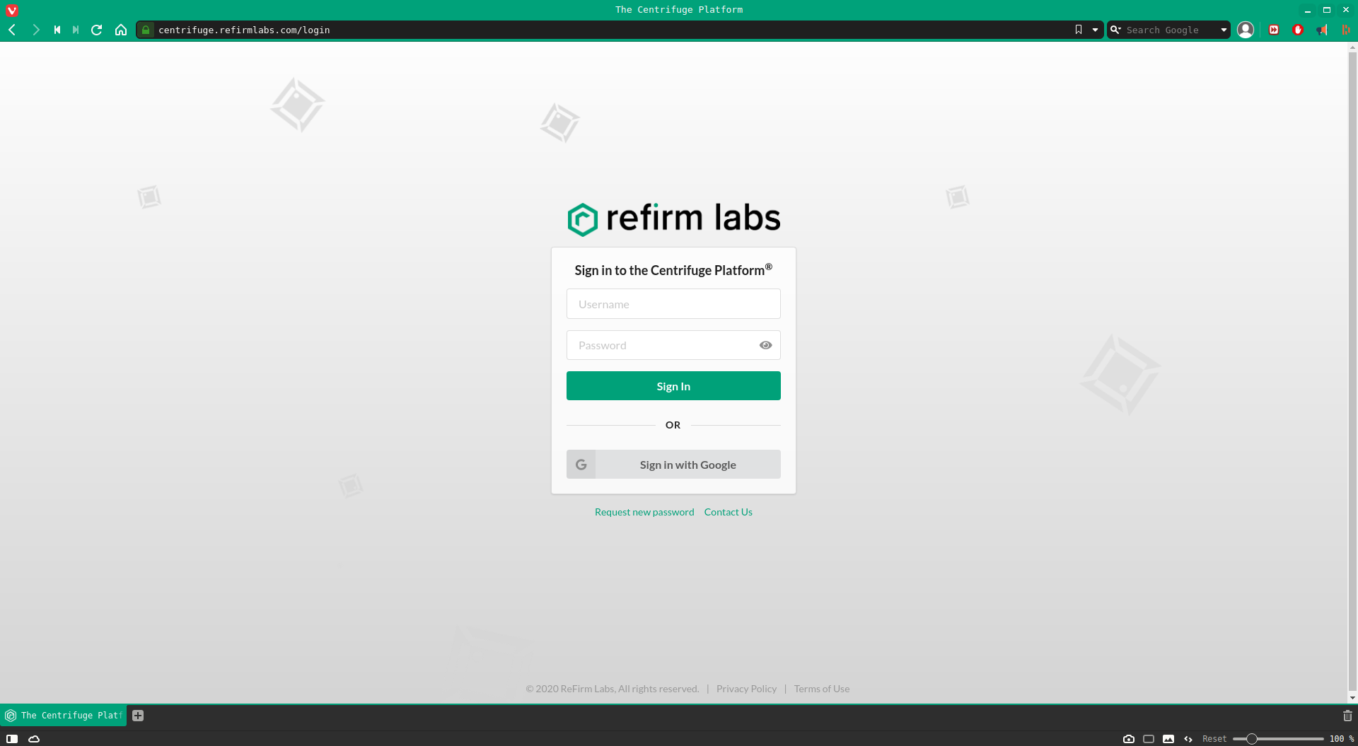 My review on Centrifuge a firmware analysis platform by ReFirm Labs